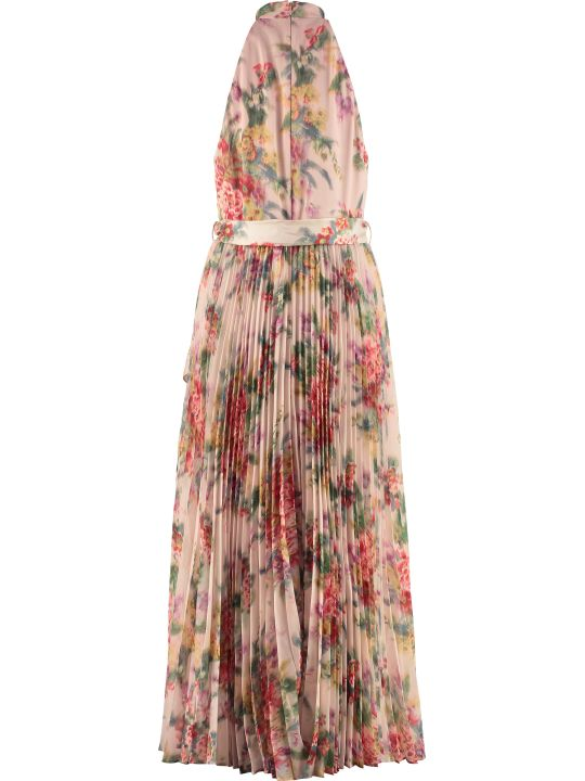 Zimmermann Sunray Dress With Floral Print