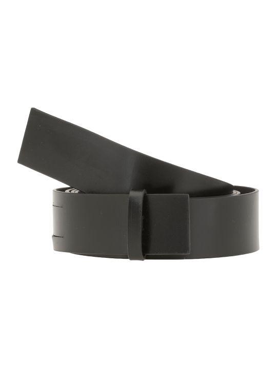 Ann Demeulemeester Smooth Leather Belt