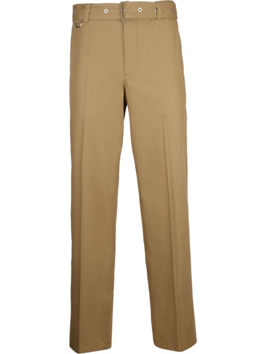 Burberry Belted Trousers
