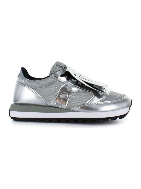 Saucony Originals Jazz Silver Sneakers