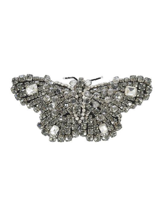 Rochas Butterfly Brooch