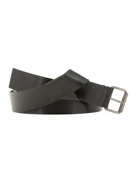 Ann Demeulemeester Leather Belt