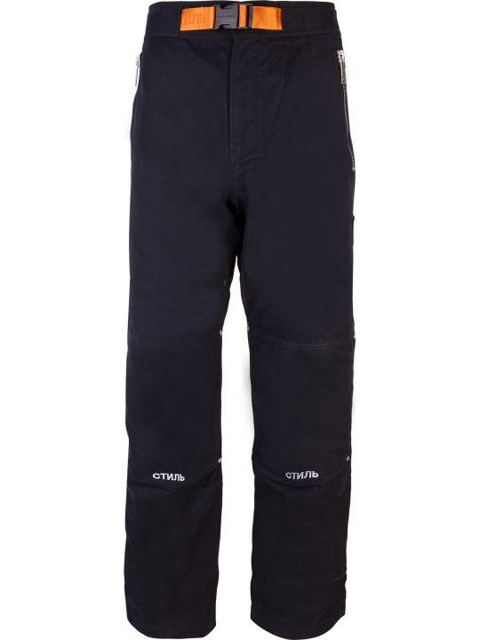 HERON PRESTON Trousers