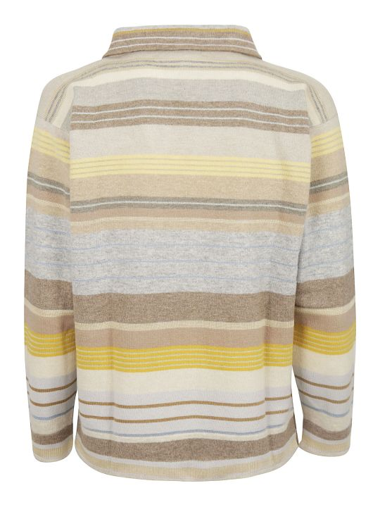 De Clercq Striped Sweater