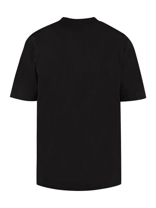 Dsquared2 Logo Print Cotton T-shirt