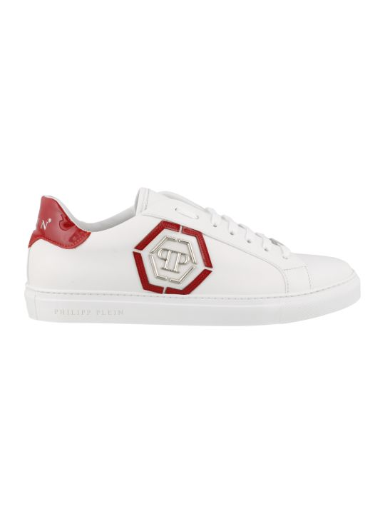 Philipp Plein Lo-top Sneakers Statement
