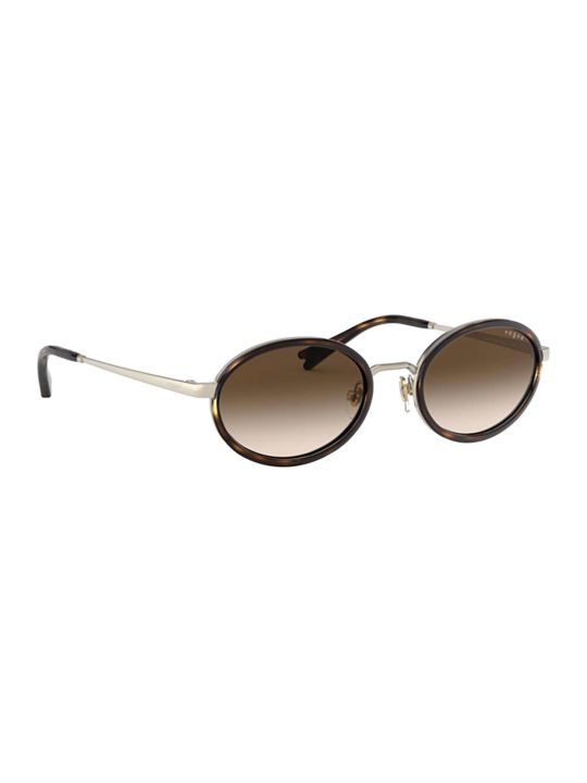 Vogue Eyewear Vogue Vo4167s Pale Gold Sunglasses