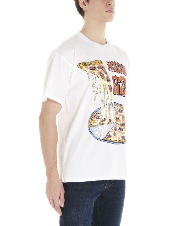 Moschino 'moschino's Pizza' T-shirt