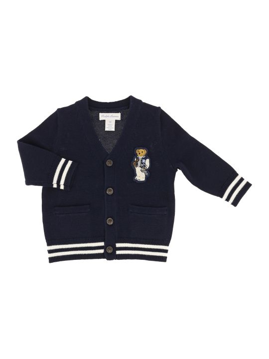 Polo Ralph Lauren Blue Cardigan