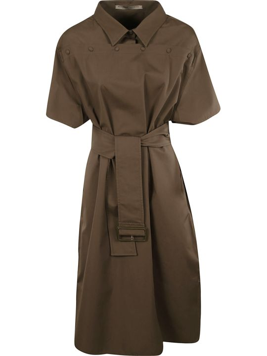 Bottega Veneta Belted Dress