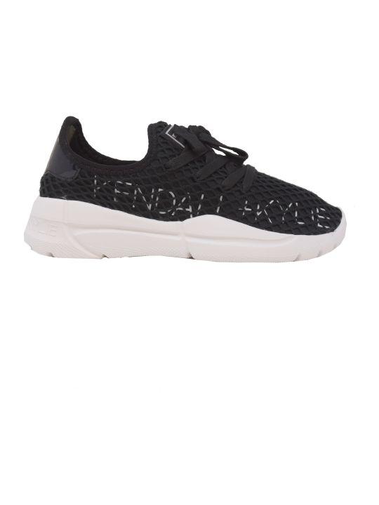 Kendall + Kylie Black Sneakers