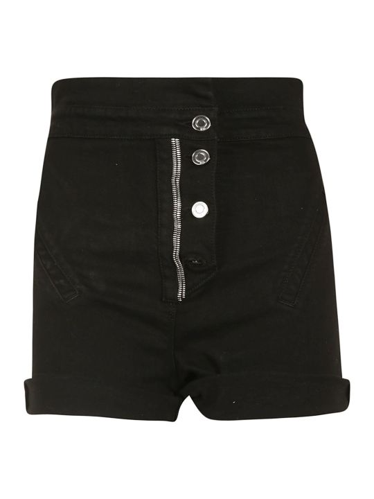 RTA High Waist Shorts