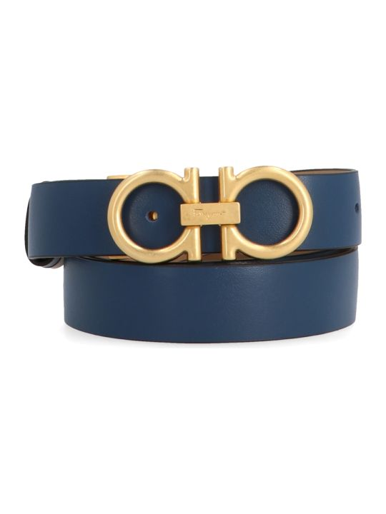 Salvatore Ferragamo 'new Gancini' Belt