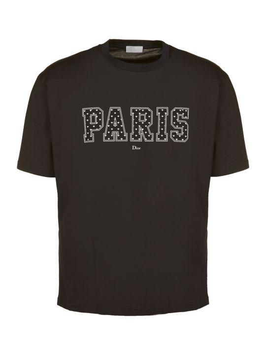 Dior Paris Printed T-shirt