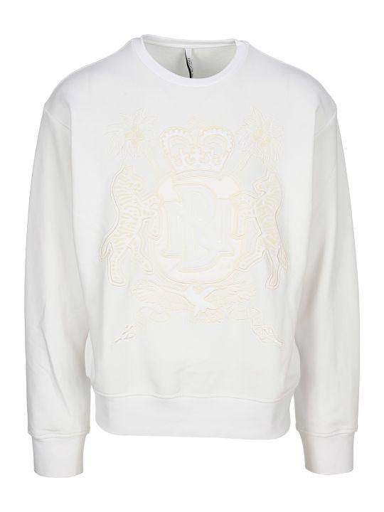 Neil Barrett Coat-of-arms Sweatshirt