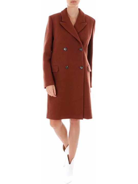 Closed Cross Coat