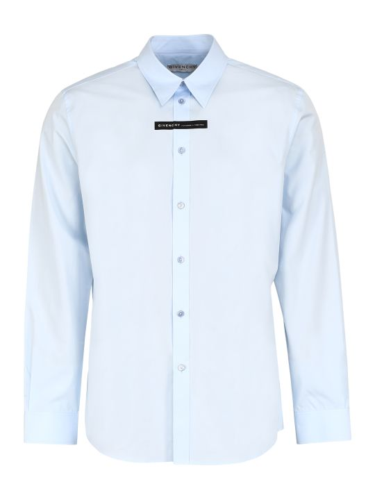 Givenchy Cotton Poplin Shirt