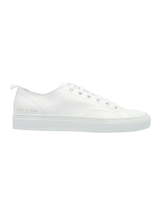 Common Projects 'tournament' Shoes