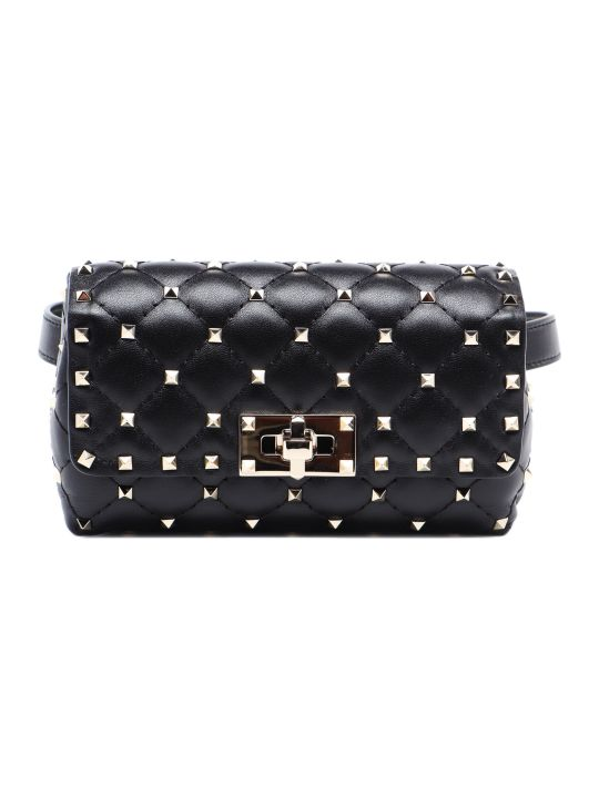 Valentino Garavani Spike Belt Bag