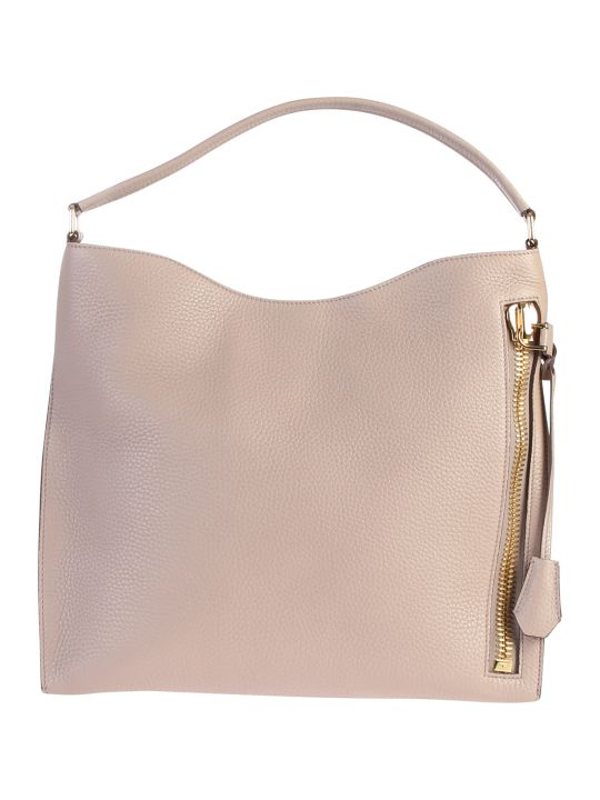 Tom Ford Alix M Leather Bag
