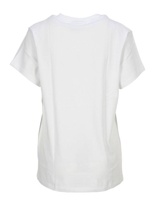 Adidas Originals Logo Print T -shirt