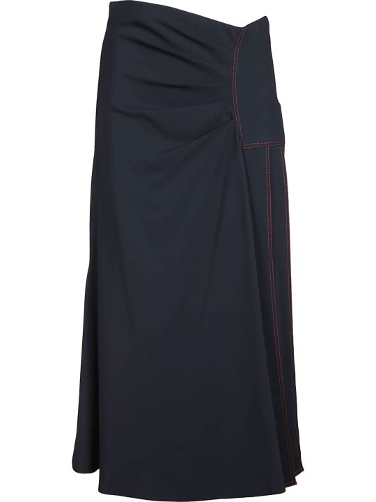 SportMax Ruched Skirt