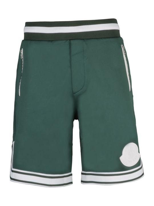 Moncler Patch Shorts