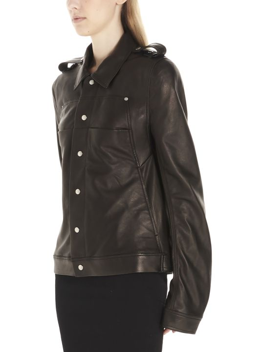 Rick Owens 'babel' Jacket