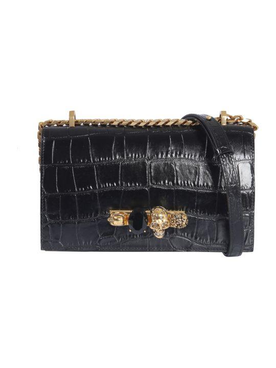 Alexander McQueen Shoulder Bag With Jewel
