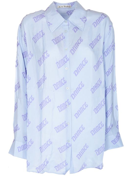 Acne Studios Dance Printed Shirt