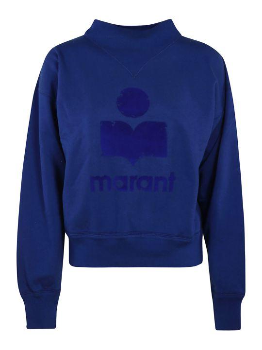 Isabel Marant Logo Detail Sweatshirt