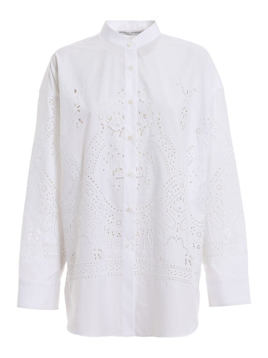 Ermanno Scervino Shirt M/l