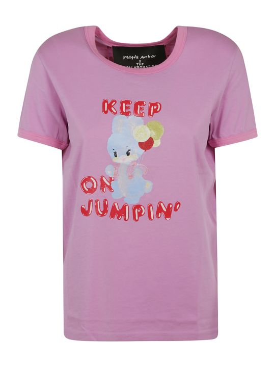 Marc Jacobs Keep On Jumpin T-shirt
