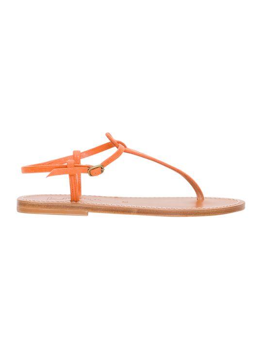 K.Jacques Piconte Thong Sandals