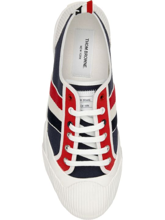 Thom Browne Striped Sneakers