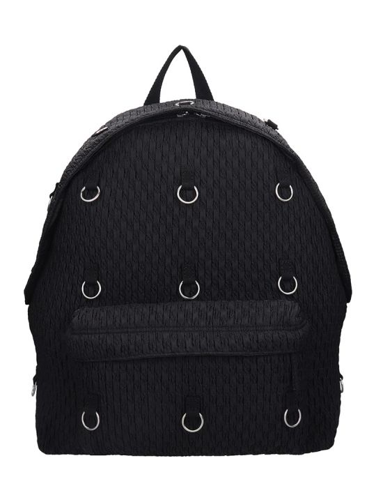 Eastpak by Raf simons Rs Padded Loop Backpack In Black Tech/synthetic