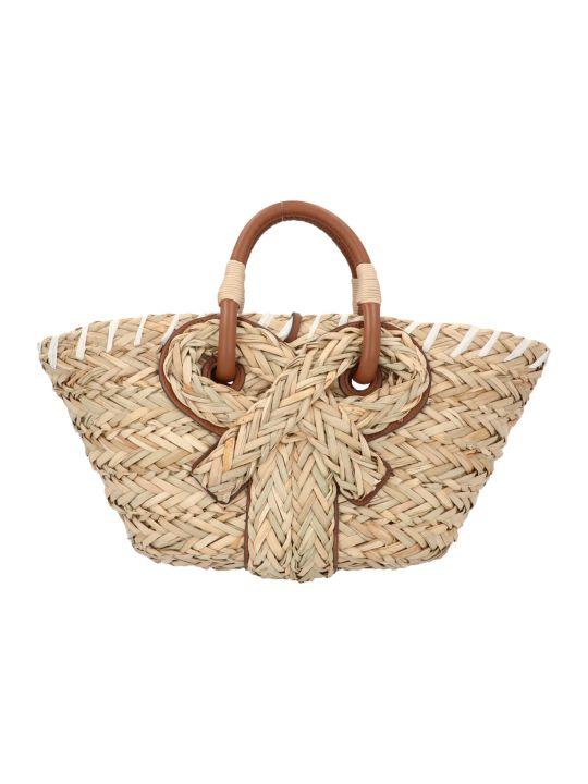 Anya Hindmarch 'basket Bow' Bag