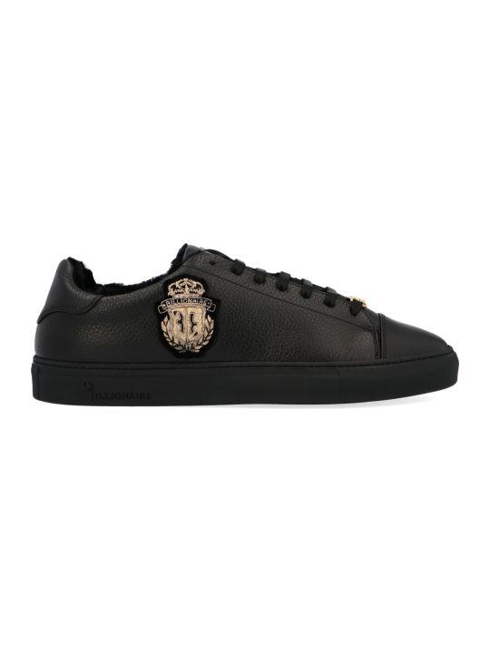 Billionaire 'crest' Shoes