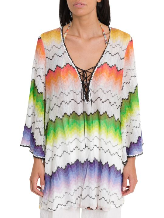 Missoni Multicoloured Kaftan