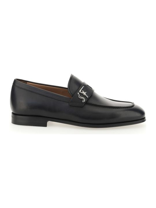 Salvatore Ferragamo Riben Loafers