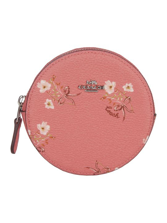 Coach Round Coin Purse