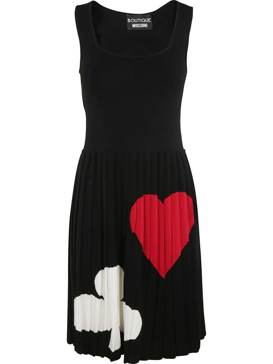 Moschino Pleated Dress