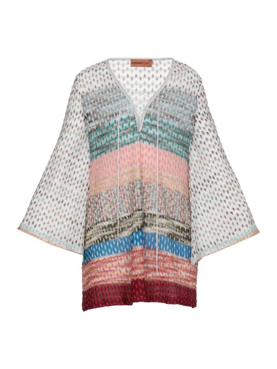 Missoni Knitted Cover Up