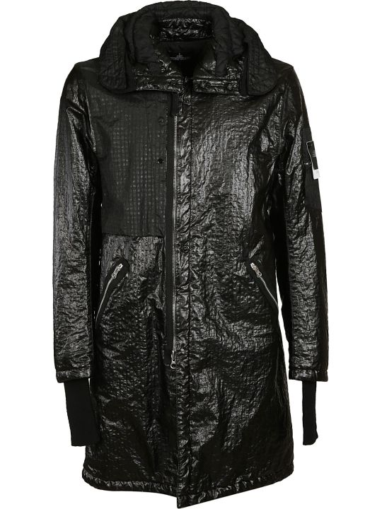 Stone Island Shadow Project Hooded Zipped Jacket