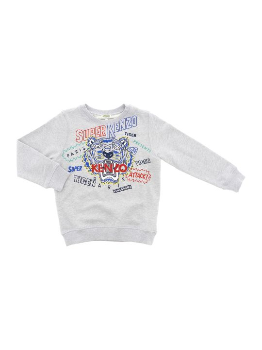Kenzo Tiger Jb 7 Sweatshirt