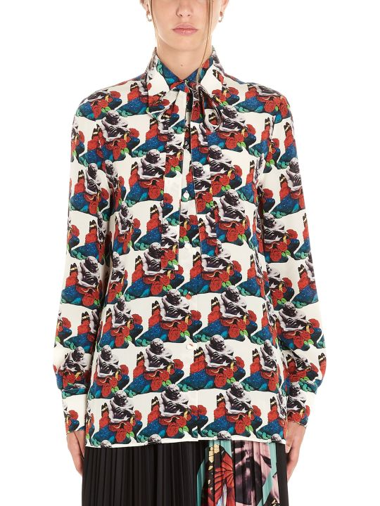 Valentino 'lovers' Shirt