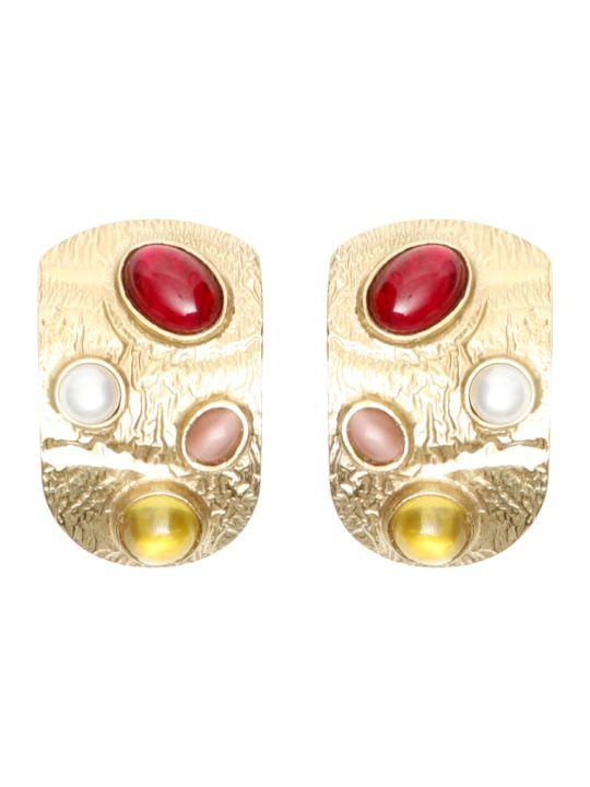 Magda Butrym Amaranth Earrings