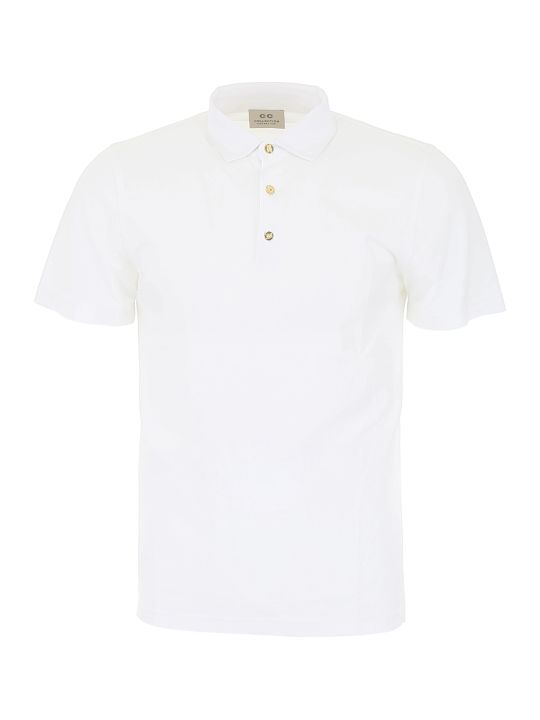 CC Collection Corneliani Jersey Polo Shirt