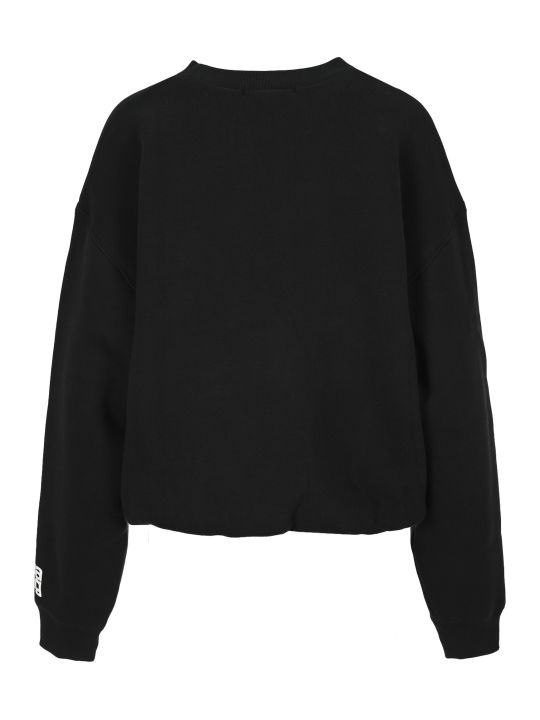T by Alexander Wang Bubble Sweatshirt
