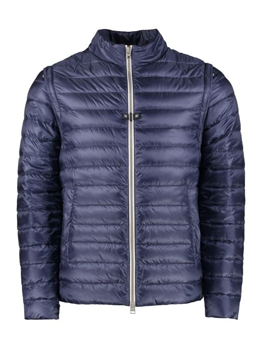 Herno Short Nylon Down Jacket